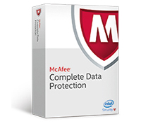 McAfee Complete Data Protection Producent: McAfee