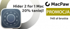 Hider 2 for 1 Mac 20% taniej!