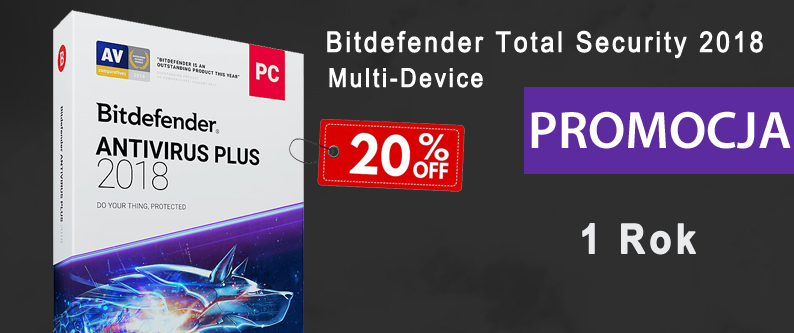 Bitdefender Total Security 2018  multi