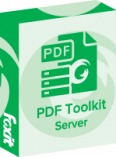 Foxit PDF Toolkit for Server
