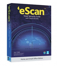 eScan Total Security Suite with Cloud Security