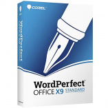 WordPerfect Office X7 Standard Edition