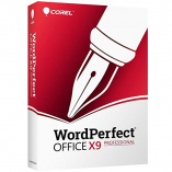 WordPerfect Office X9 - Professional Edition